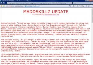 MADDSKILLZ Update (February 05)