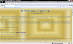 MADDSKILLZ Update (February 09)