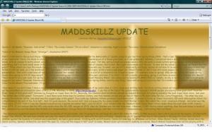 MADDSKILLZ Update (March 09)