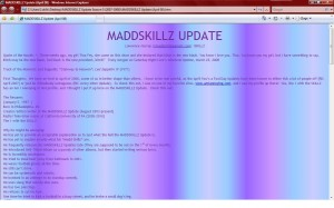 MADDSKILLZ Update (April 08)