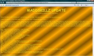 MADDSKILLZ Update (April 09)