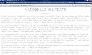 MADDSKILLZ Update (May 04)