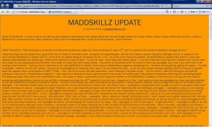 MADDSKILLZ Update (May 07)