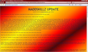 MADDSKILLZ Update (May 08)