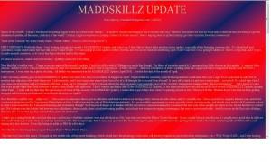 MADDSKILLZ Update (May 2010)