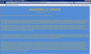 MADDSKILLZ Update (June 07)