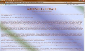 MADDSKILLZ Update (June 08)