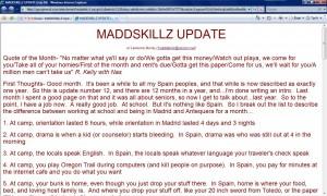 MADDSKILLZ Update (July 04)