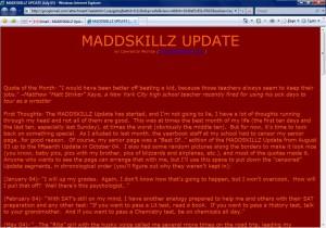MADDSKILLZ Update (July 05)