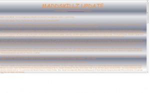 MADDSKILLZ Update (July 09)