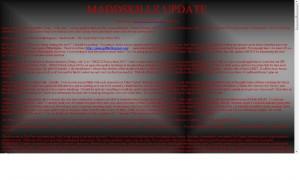 MADDSKILLZ Update (July 2010)