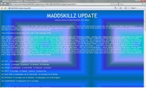 MADDSKILLZ Update (August 08)