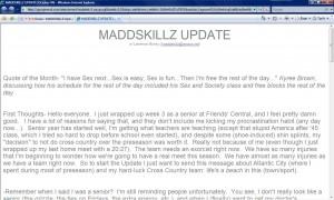 MADDSKILLZ Update (October 04)