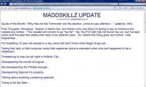 MADDSKILLZ Update (September 04)