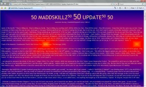 MADDSKILLZ Update (September 07)