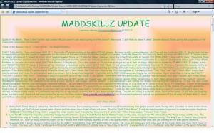 MADDSKILLZ Update (September 08)