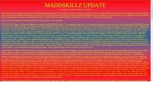MADDSKILLZ Update (September 09)