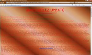 MADDSKILLZ Update (November 08)
