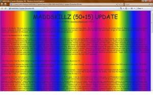 MADDSKILLZ Update (December 08)