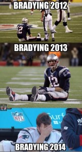 Bradying has become all too familiar in games the dynasty Patriots used to win (@NFL_Memes/Twitter).