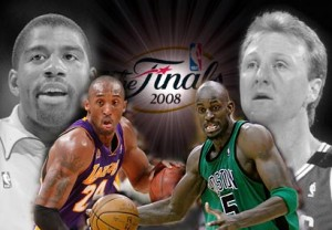 2 teams, 33 championships. 1960s, 1980s, 2000s. This is  the NBA's most significant rivalry, even though both are terrible now! (Source: Celtic-Nation.com)