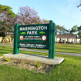Washington Park in Florence-Firestone, where the Drew League played for most of their 40+ year history before moving south to King Drew.