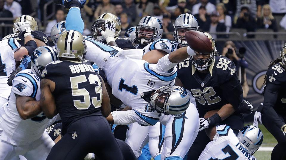 Ever since the Panthers and Saints rumbled in the Superdome last December, the Panthers have won 15 straight regular season games. They come back this December as the only undefeated team left in the NFL.