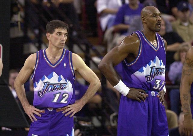 The Early 2000s Utah Jazz