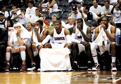 The Early 2010s Atlanta Hawks