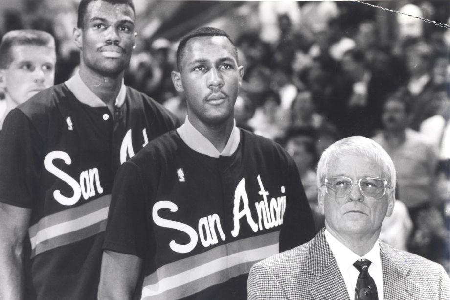 The Early 1990s San Antonio Spurs