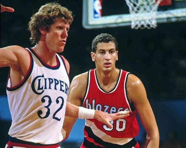 The 1980s Portland Trail Blazers
