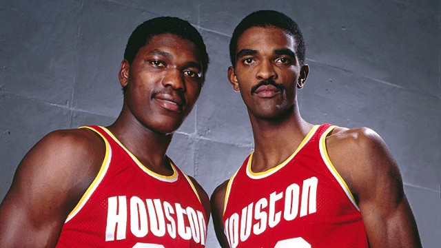 The Late 1980s Houston Rockets
