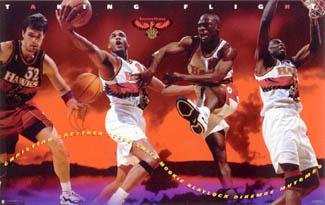 The 1990s Atlanta Hawks