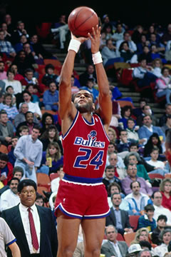 The 1980s Washington Bullets