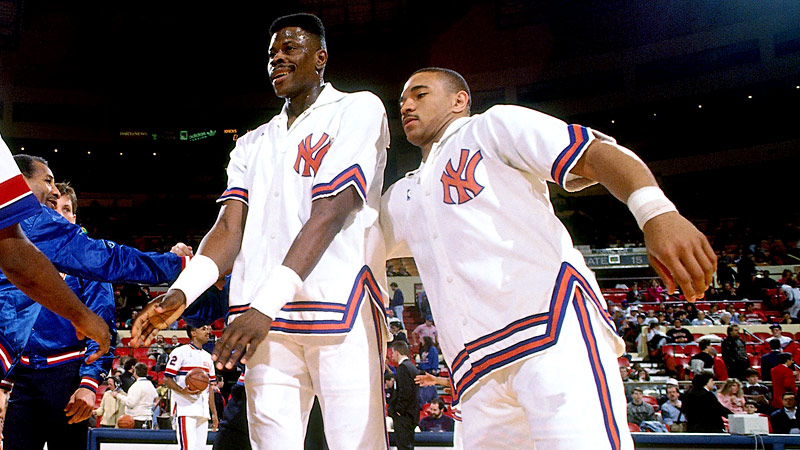 The Early 1990s New York Knicks