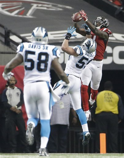 The Panthers were 14-0 when they entered the Georgia Dome last season - but including playoffs, they're only 4-4 since. They didn't avenge their loss in Super Bowl 50, so can they avenge their Week 16 loss at Atlanta? (PC: AP Photos)