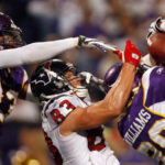 The only other time the Minnesota hosted the Texans was in 2008, a 28-21 Vikings win. (PC: Star Tribune)