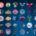 2016-2017 NBA season logos