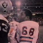 The last primetime game at Oakland after Week 8 when both the Broncos and Raiders were over .500 was way back in 1980 on MNF.